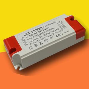 Общее освещение светодиодный драйвер 12-20 Вт выход DC22-35V постоянный ток 600 мА AC 100-240 напряжение для светодиодного точечного освещения панель света гарантия 3 года