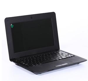 computer portatile di nuovo arrivo 10 pollici Dual Core mini computer portatile Android 4.2 VIA 8880 Cortex A9 1.5GHZ HDMI WIFI 512 + 4GB / 1G + 8G Netbook