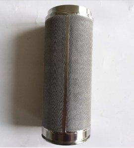Filter element 21N6231221 for excavator pc800 pc850 pc1100 pc1250 pc2000 hydraulic pump pilot filter