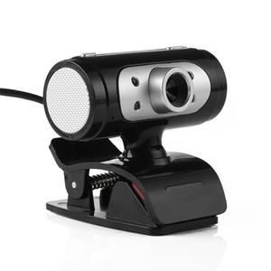 Web-Kamera Webcams der hohen Auflösung 1280 * 720 720p Pixel-4 LED HD mit Nachtlichtern für Computer-Qualität