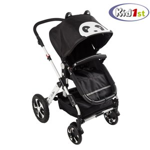 Бесплатная доставка 65 см высокого зрения детская коляска, складная коляска, детские бегун с обратимым сиденье, многофункциональный детская тележка