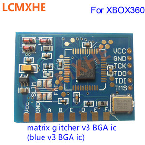 Matrix Glitcher V3 with small BGA ic Edition Corona chip with 48MHZ Crystal Oscillator Built for XBOX360 repair High Quality Free shipping
