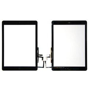 شاشة تعمل باللمس لوحة زجاج الشاشة مع أزرار لاصقة الجمعية لباد الهواء الشحن مجانا