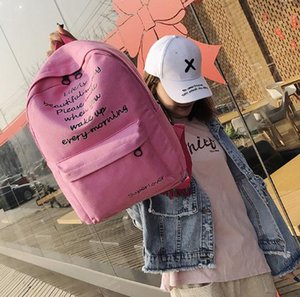 2018 new backpack bag fashion handbags all-match Korean shoulders