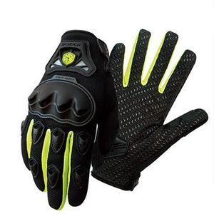 Nuovi guanti da moto estate traspirante Guanti protettivi indossabili Moto Luvas Alpine Motocross Stars Guanti spedizione gratuita