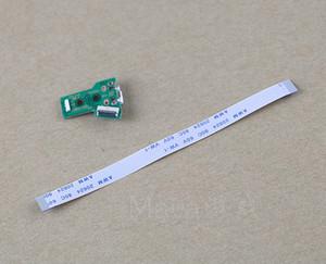 Para el controlador PS4 Reemplazo de la cinta de expulsión Interruptor de encendido flex Cable de señal de enlace más ligero y placa base 12 PIN + PS4 Slim Pro JDS-055