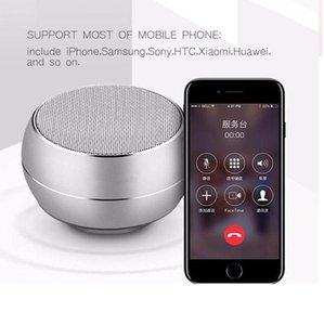 LED가 빛을 가진 R9 소형 금속 Bluetooth 스피커 다기능 휠 Subwoofer 휴대용 무선 스피커 지원 TF 카드 Mic retail package