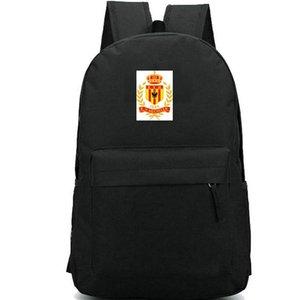 KV Mechelen sırt çantası KVM kulübü sırt çantası Takım schoolbag Futbol egzersiz sırt çantası Spor okul çantası Açık gün paketi