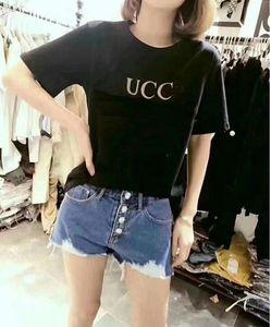 Sıcak satış Tasarımcı Lüks Avrupa İtalya Vintage Coco Capatain MENS Tshirt Moda Erkek Kadın T Gömlek Casual Pamuk Tee Üst G668