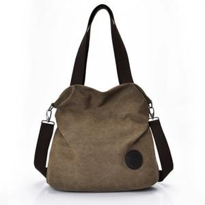 Fashion Canvas Shoulder Bag Cross-Body Bag, Casual Handbags   Messenger Bag  Tote Bags Pack Organizer