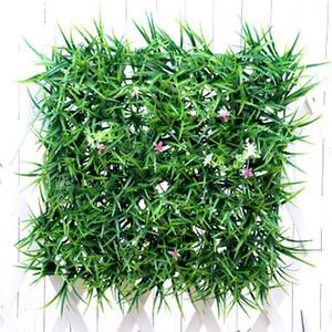 Plante artificielle 30 * 30cm Plantes artificielles Pelouse Gazon Planta Herbe Artificielle Pelouses Tapis Gazon Jardin Maison Ornements Tapis De Gazon