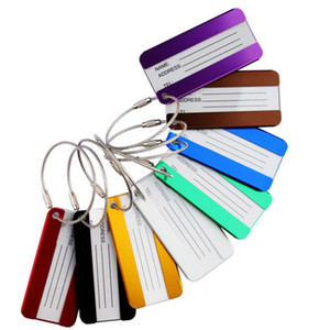 Boarding Pass Aircraft Plane Luggage ID Tags Boarding Travel Address ID Card Case Bag Labels Card Dog Tag Collection Key Rings
