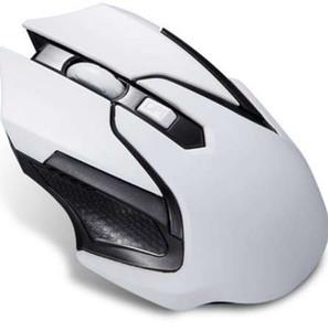PC Dizüstü Dizüstü Ergonomik Kablosuz Fare için 6 Düğmeler Optik Bilgisayar Fareler Gamer 2.4 Ghz USB Nano Alıcı