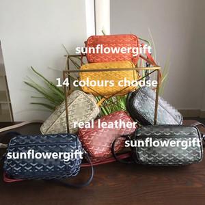 nouveau sac à bandoulière en cuir décontracté sac à bandoulière en cuir GY petit carré de mode dames 14 couleurs choisir