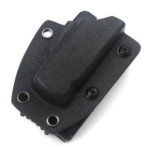 kydex messer protector gelten für MICRO automatische messer EDC Scheide Gürtelclip Taille Clamp Outdoor Camp Tragbare Sicherheitswerkzeuge Kostenloser Versand
