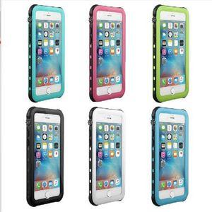 وصول جديد الصيف Redpepper مقاوم للماء iPhone8 8Plus 7 7Plus IP68 للماء الفلفل الأحمر ضد الصدمات سباحة حالة دي إتش إل الحرة الشحن
