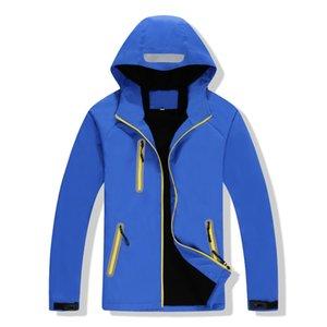 Hiver Hommes New Outdoor Wram Fleece Jacket Imperméable Respirant Uv - preuve résistant à l'usure Windproof Escalade Vélo Vélo