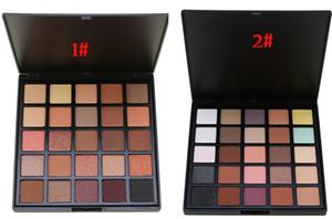 no logo 25 color A & B color combination smoky matt smooth powder eye shadow netrual makeup for days hoilday makeup new large capacity