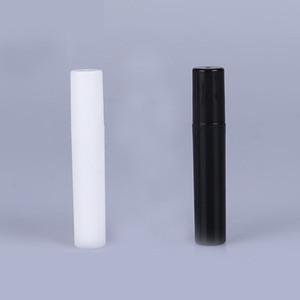 Fashion 2ml 3ml 4ML 5ml 5CC Mini Portable Trial Package Plastic Perfume Bottle Wth Spray And Empty Perfume Test tube Black WHite