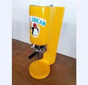 Envío gratis Yogur Helado Mezcla Máquina Gelato Ice Cream Noodle Making Machine Helado Fideos Maker