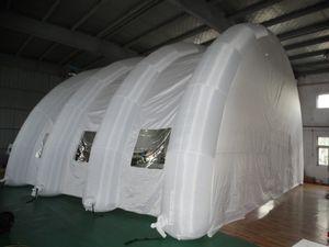 2018 große Oxford angepasst aufblasbare Event Zelt für Kinder und Erwachsene aufblasbare Party Zelt zum Verkauf