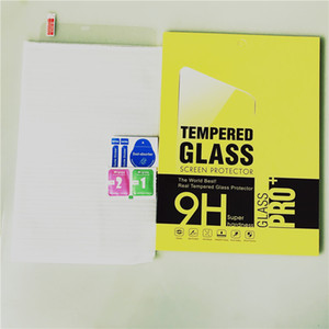 Tempered Glass For Apple iPad mini 1 2 3 mini 4 Tablet Screen Protector 9H Toughened Protective Film Guard Films Box
