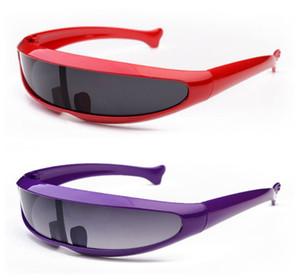 남자와 여자의 스포츠 성격 안경 낚시 선글라스 댄스 안경 Anti-UV Grade UV400 선글라스의 다양한 스타일 선글라스