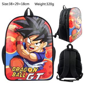 Dragonball Rucksack Anime Teenager Jungen Mädchen Buch Tasche Kinder Schultaschen Frauen Laptop Rucksack Geschenk Buch Tasche