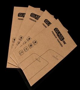 1000 set / lotti delle ultime scatole kraft per iphone 7 6 6 + samsung screen saver boxes