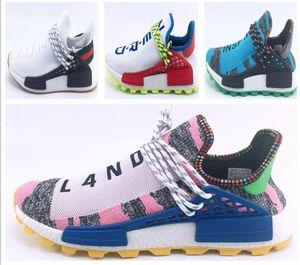 2019 Cheap Wholesale HUMAN RACE Pharrell Williams x 2016 Men's and Women's Discount Cheap Fashion Sport Shoes Free Ship