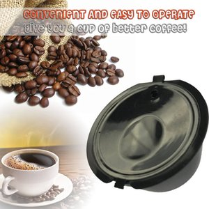 Recargable Filtro de café Cesta Cápsula Taza Recarga reutilizable para té Máquinas de café Dolce Gusto Café expreso Nespresso Nescafé 3Pcs / set