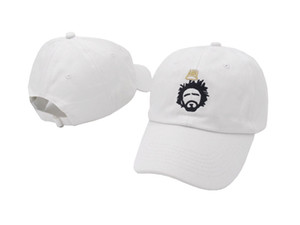 Beyzbol şapkası Sinner Taç strapback ayarlanabilir şapka kavisli baba şapka J. Cole Sinner Taç golf hip hop pamuk kap için ücretsiz kargo