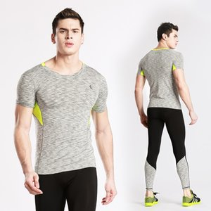 SOUTEAM Dry Fit Compression Shirts Fitness Tight Running T-shirt Camouflage Sports Tops Men's Sportswear Long Sleeves Gym Shirts