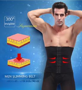 SEXYWG Erkekler Spor Vücut Şekillendirici Bel Eğitmen Kuşak İç Fajas Modeladoras Ganimet kaldırıcı bodysuit