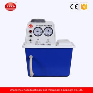Dispositivo de destilación de la bomba de vacío del agua del circulatorio del eje doble de la mesa doble del laboratorio y consumibles de la evaporación rotatoria