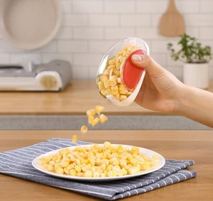 Segador de grano de trituradora de cereales Safe Gadgets Remover Sheller Easy Corn Stripper Peeler Kitchen Cooking Tools