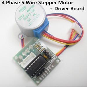 Tablero de conductor ULN2003 DC 5V 4 Fase 5 Wire Motor + para Arduino 600V AC / 1 mA / 1S