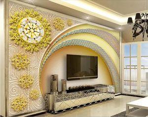 Custom 3d wallpaper soundproof Colored elk forest living room photo 3d wallpaper Background wallpaper living walls wallpapers