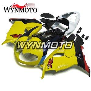 Fit For Suzuki TL1000R Ano 1998 1999 2000 2001 2002 carenagens ABS Injeção Amarelo Preto da motocicleta Carenagens