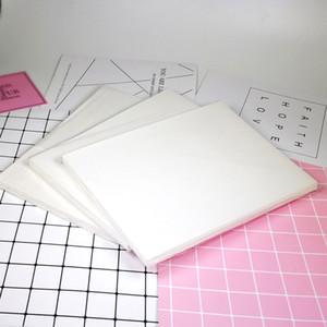 A4 теплопередачи бумаги сублимации заготовки бумаги 100 листов в мешок для кружки Майка Фонек Бесплатная доставка