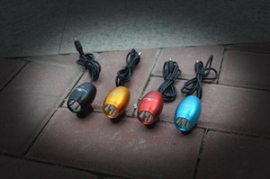 Vicmax A11 1200 lumens Cree XM-L2 U2 Led Phare Vélo Phare, Batterie 4 x 2200mAh avec Boîte En Plastique Imperméable (4 Cellules x 18650 Lith
