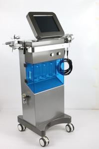 USA populaire Hydrafacial Skin Spa System Oxygène Eau Jet Peel Hydra Facial Oxygène Spray Gun Hydro Dermabrasion PDT Led Lumière Thérapie Machine