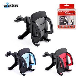 Universal Car air vent phone mount holder Adjustable car holder mount with package car phone holder For Cellphone