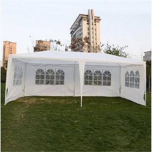 Ventas al por mayor Envío gratuito 10 x 20 Cuatro lados Impermeable Plegable Tienda Evento Fiesta Suministros