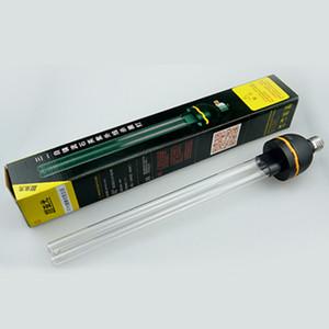 40W del hogar lámpara ultravioleta 110V 220V alta de ozono desinfección UV de la lámpara UV germicida de luz E27 T6 18 mm cuarzo esterilización por luz