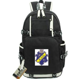AIK Estocolmo daypack 1981 começar mochila clube de futebol mochila de Futebol mochila Mochila Computador saco de escola de Esporte Ao Ar Livre pacote de dia