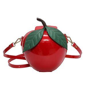 Мода дизайнер Женщины сумки мультфильм искусственная кожа небольшой пакет прекрасный Apple сумка индивидуальность плеча сумки небольшая сумка