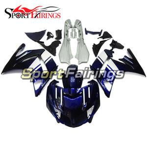 Silver Blue Fairings For Yamaha FJR1300 2007 - 2011 07 08 09 10 11 Year Plastics ABS Fairings Motorcycle Full Bodywork Fairings Kit Hulls