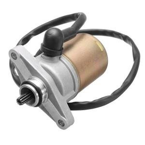 Eléctrico del motor de arranque Circuito de karts de la motocicleta 50cc-80cc GY6 1P39QMB 50 80 Vespa del ciclomotor ATV