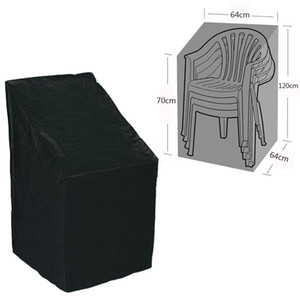 Protective Patio Chair Cover Heavy Duty Waterproof Dust Rain Cover For Garden Outdoor Furniture Accessories